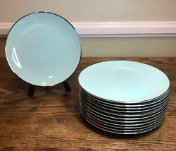 Franciscan Dawn Salad Plate Set Of 12 Interpace Masterpiece China Discontinued
