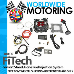 Go Port Stand Alone Fuel Injection System 30014 By Fitech