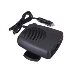 12V Portable 2 in 1 Auto Vehicle Car Cooling Heater Demister Defroster Fan With