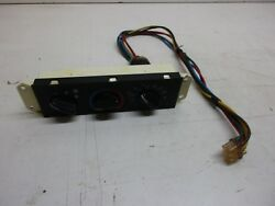 Blower Motor Control Switch Heater for Jeep Wrangler TJ OEM 99-04 With AC 2770