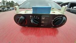 00-06 nissan sentra ac climate control