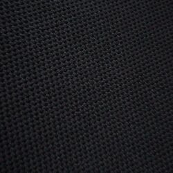 Black Pineapple Jersey Seat Cover Cloth Racing Seat Fabric Decoration 2.5m X1.5m