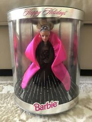 1998 Happy Holidays Barbie Doll Special Edition