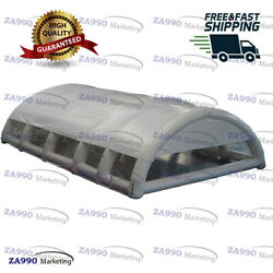 23x13ft Or 39x26ft Inflatable Cover Dome Tent For Swimming Pool With Air Pump