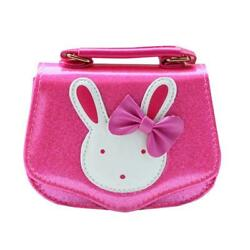 Princess Rabbit Mini Body And Shoulder Messenger Water Proof Bags For Kids