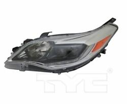 Tyc Nsf Left Side Hid Headlight Assy For Toyota Avalon Limited 2016-2018 Models