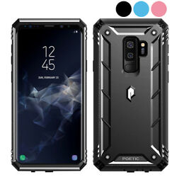 360° Protective Rugged Cover Case For Galaxy Note 10 S20 Ultra S9 Note 9 8 $9.84
