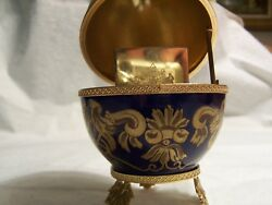 Faberge Egg The Imperial Czarevitch Egg Mint Condation