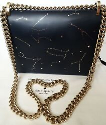 Kate Spade Star Bright Light Up Constellation Marci Cross Body Bag Purse NWT