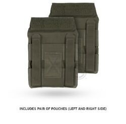 Crye Precision Jpc Jumpable Plate Carrier Side Plate Pouch Set - Ranger Green