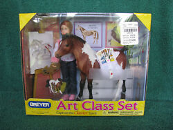 Breyer #61049 Art Class wexclusive Mini Whinnie Made 2011-2012 Only! NRFB
