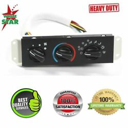New HVAC AC AC & Heater Control with Blower Motor Switch for Jeep Wrangler TJ!