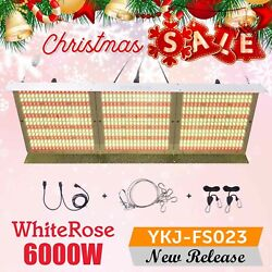6000w Led Grow Light Full Spectrum Veg And Bloom Dual Switch Indoor Plants Switch
