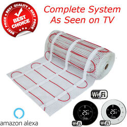 Electric Underfloor Heating Mat Kit 150w Per M2 All Sizes In This Listing Bdw