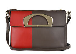 Christian Louboutin Womens Passage Ombre Multicolored  Messenger Bag RTL$2450
