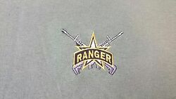 United States Special Forces Army Rangers Hoodie