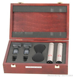 Neumann SKM 184 NI  Cardioid Microphone Matched Stereo Pair KM184  Dealer