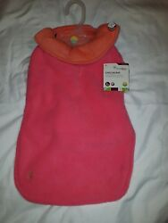 Petco Good2Go Warm and Cozy Reversible Jacket for Dog Pink Melon