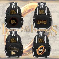 The Lord of the Rings Backpack Boys Unisex schoolbag Rucksack Shoulder Bag O $26.50