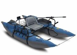 Colorado Xts Pontoon Inflatable Fishing Boat With Swivel Seat