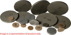 K And L Supply 13-7015 Complete 7.50mm Valve Shim Kit 50 Sizes