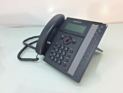 Talkswitch Fortivoice Ts-550i Lcd Voip Ip Poe Phone W/ Stand, Handset, Cable