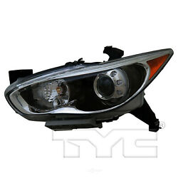 Headlight Assembly-NSF Certified Front Left TYC 20-9772-00-1
