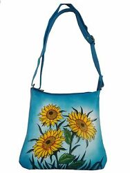 Balona New Exclusiv Designer Handpainted Real Cow Leather Women Girls Sling bag