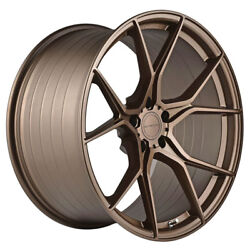 20 Stance Sf07 Forged Bronze Concave Wheels Rims Fits Cadillac Cts V Coupe
