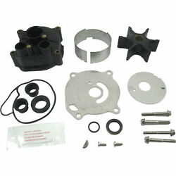Johnson Evinrude 384465 Water Pump Repair Kit Complete With Housing