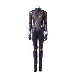 Ant-man And The Wasp Cosplay Costume Van Dyne Cosplay Fancy Dress Battle Suit