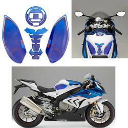3d Printing Gas Fuel Tank Traction Pad Emblem Stickers Decals For Bmw S1000rr