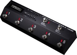 Boss ES-5 Programmable Guitar Effect Switching System 5-Button Footswitch Pedal