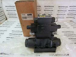 Parker D61vw11c4567y 51 Hydraulic Control Valve New In Box