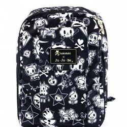 Pre-Owned JuJuBe Tokidoki King's Court Minibe Backpack Rare & Sold Out!