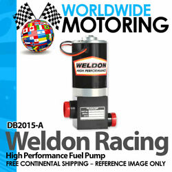 Db2015-a High Performance Fuel Pump Up Good Up To 1400 Hp By Weldon Racing