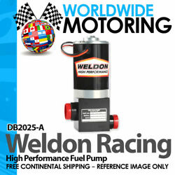 Db2025-a High Performance Fuel Pump Up Good Up To 1400 Hp By Weldon Racing