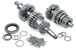 Complete 2.44 Close Ratio Gear Set For Harley 1936 - 1964 4 Speed Transmission