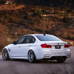21 Hre Ff04 Silver Concave Forged Wheels Rims Fits Bmw F90 M5