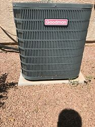 GOODMAN VSZ140361AC 3 Ton 14 SEER Heat PumpAir Conditioner Outdoor Unit R410A
