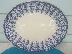Crown Ducal Early English Ivy Blue Platter