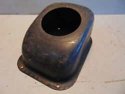 Mg Midget Transmission Shifter Cover Plate. Nice And Rust Free. 2 - Jc8b