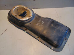 Mgb Transmission Shifter Cover Plate. Nice And Rust Free. 1 - Jc8b