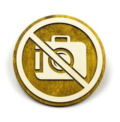 No Photography Sign No Video Recording Sign No Photo Please Keep Privacy