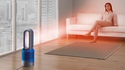 Pure Hot Cool Link Air Multiplier Heater Cool Purifier Link Blue Smell Capture
