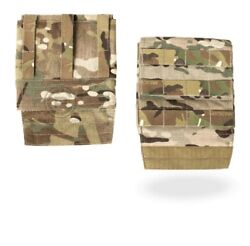 Crye Precision - Avs 6 X 6 Side Armor Plate Pouch Carrier Set Of 2 - Multicam