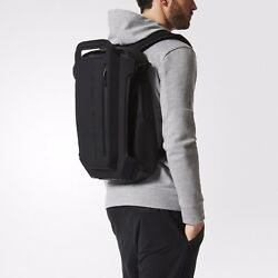 Adidas Porsche Design Elements Backpack AI3683 Black Premium Perfomance Rare