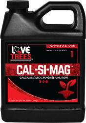 CAL-SI-MAG Calcium Silica Root Additive Hydroponics CAL-MAG Enhancer Booster