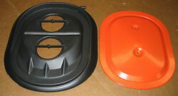 426 Hemi Air Grabber Air Cleaner Setup For Indy Modman Intake With Edel Carbs