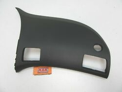 FITS TOP COVER DASH AIR VENT 06-11 CIVIC 2 DR COUPE SEDAN R RH RF DARK GREY